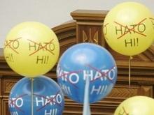 Украинский парламент очистили от шариков