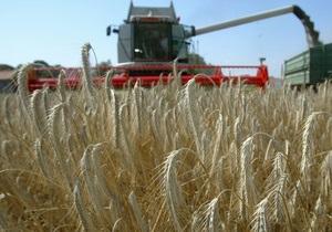 Украина продлила квотирование экспорта зерна до 1 июля