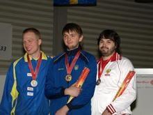 Украинец стал чемпионом Европы по стрельбе