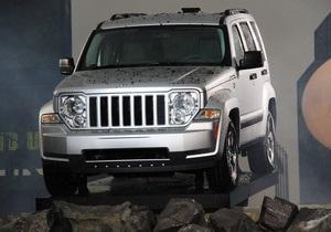 Chrysler отзывает почти 3 миллиона внедорожников Jeep