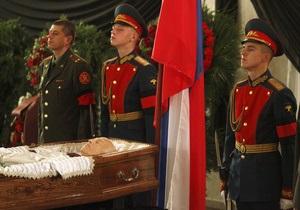 Фотогалерея: Прощай, эпоха. В России похоронили Виктора Черномырдина