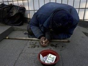 Киевских бомжей будут кормить и одевать спецпатрули