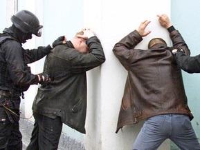 Милиция Черкасской области обезвредила группу Пуха и Чечена