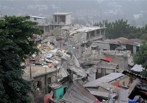 Землетрясение на Гаити: МИД пока не располагает данными о возможных пострадавших украинцах