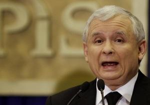 Польская оппозиция призывает бойкотировать Евро-2012 в Украине