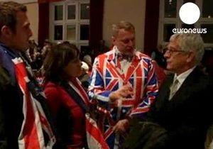 Жители Фолклендов пожелали остаться в составе Британии