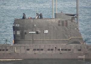 Подлодка Запорожье примет участие в совместном параде ВМС Украины и России