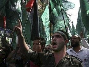 ХАМАС отказался подписывать соглашение о перемирии c ФАТХ