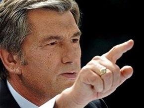 Ющенко проводит отдельные встречи с лидерами ключевых политсил