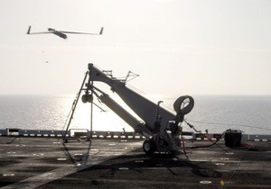 Иран объявил о перехвате беспилотника