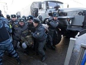 Фотогалерея: Россия протестует