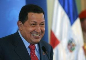 Чавес воспользовался Twitter, чтобы сообщить о затонувшей нефтедобывающей платформе