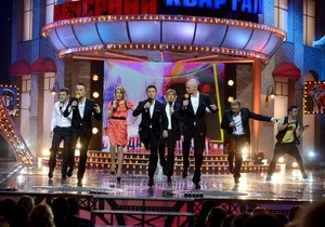 Самые успешные звезды украинского шоу-бизнеса - рейтинг Forbes