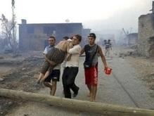 Очаги лесных пожаров в Анталье локализованы