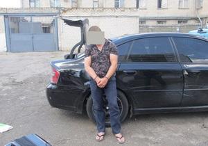 В Луганской области задержаны грабители, похитившие платины на 30 млн гривен