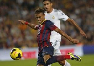 Неймар: Мой гол в ворота Реал получился очень красивым