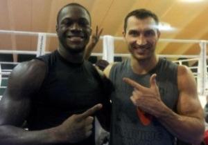 Спарринг-партнер Кличко: Я знаю, как победить Владимира. Я был с ним в ринге