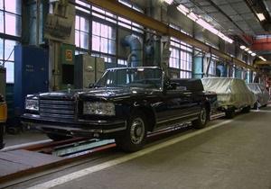 СМИ: Януковичу передали бракованный церемониальный кабриолет, от которого отказались россияне
