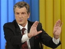 Ющенко предлагает создать двухпалатный парламент в Украине