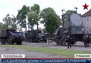 США устанавливают в Румынии систему ПРО