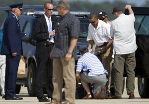 Обама отпраздновал день рождения за игрой в гольф