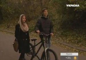 В Черкассах молодежь организовала велопатруль, сопровождающий девушек вечером домой