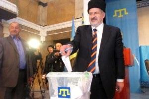 Крым: новым главой Меджлиса стал Рефат Чубаров