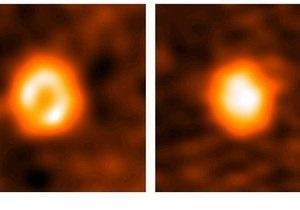 Новости науки - космос: Астрономы нашли  странный  зародыш планетной системы