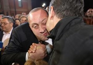 Триумф соратника премьера Иванишвили укрепит мощь правящей партии Грузии - Reuters
