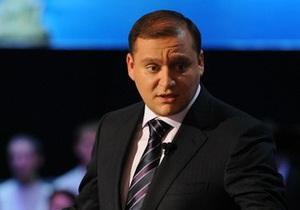 Добкин назвал Онищенко  однояйцевым близнецом  украинского чиновника