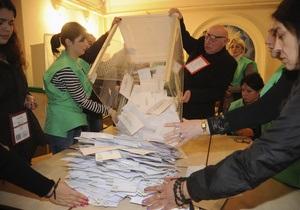 СМИ изучили, как Грузия выбирала нового президента - выборы в грузии