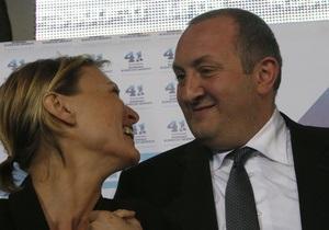 Предварительные подсчеты на выборах в Грузии отдают уверенную победу Маргелашвили - выборы в грузии - саакашвили - бакрадзе