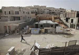 Израиль срывает переговоры о мире с палестинцами - ЛАГ