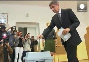 Социал-демократы побеждают на досрочных парламентских выборах в Чехии