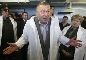 Новости России - Жириновский - Чечня: Чеченское отделение партии Жириновского распустилось из-за  фашистской идеологии  своего лидера