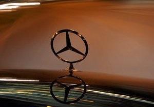 Украинец пытался вывезти из Польши угнанный Mercedes