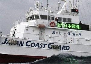 ВВС Японии были подняты по тревоге из-за полетов китайских самолетов