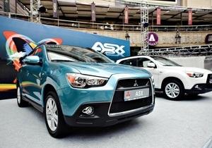 Mitsubishi ASX – официальная презентация в Украине состоялась!