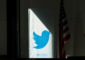 Выход Twitter на IPO протестировали