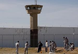 Семь заключенных погибли в тюремной драке в Мексике - Русская служба Би-би-си