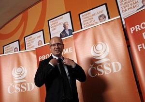 Стали известны результаты досрочных выборов в парламент Чехии