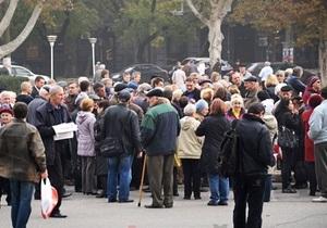 новости Одессы - Игорь Марков - Сторонники Маркова провели в Одессе акцию протеста, несмотря на запрет суда