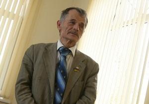Джемилев - Джемилев подтвердил свое желание оставить пост председателя Меджлиса