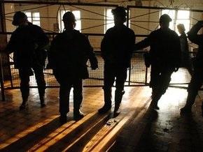 18 бастующих горняков отказываются выходить из шахты