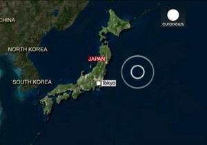 Япония: землетрясение и цунами не нанесли вреда