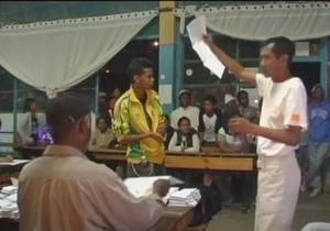 На Мадагаскаре прошли первые за последние 7 лет президентские выборы