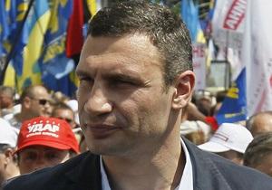 Кличко против Януковича: первый раунд за президентом - DW