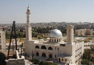 Новый взрыв в сирийской мечети погубил десятки людей - новости сирии - теракт