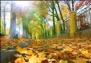 В Украину идет вторая волна потепления
