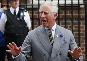 Пресс-служба Принца Чарльза опровергает информацию о том, что он не хочет наследовать британский престол
